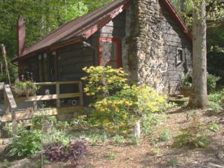 Creekstone Cabin - NC Mountain Cabin Sleeps 4, Asheville