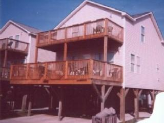 5 BR  Beach House in Oceanfront Family Resort