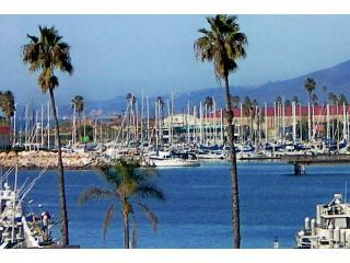 Oceanside Harbor where you can watch boats go out for a day of sailing and fishing. Join in the fun.