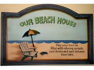 Call today to reserve your dates, Livin' at the Beach. 100% Satisfaction Guarantee.