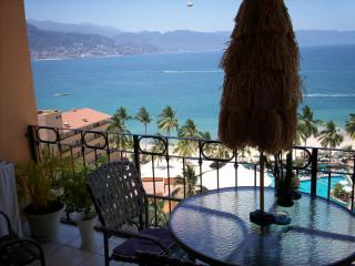 Sea River One Bedroom Oceanfront Condo, Puerto Vallarta