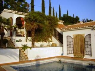 Villa Andalucia Competa, Guest House, B&B & S/C, Cómpeta
