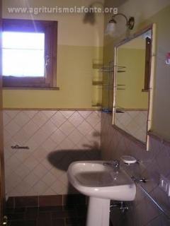 Papavero's bathroom