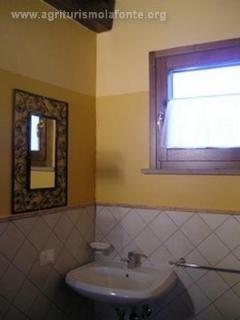 Ginestra's bathroom