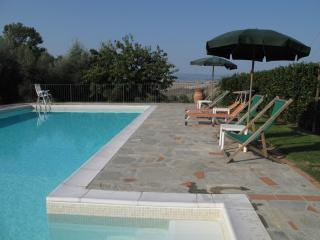 The pool 5