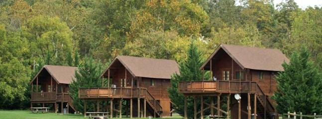 Fall at cabins