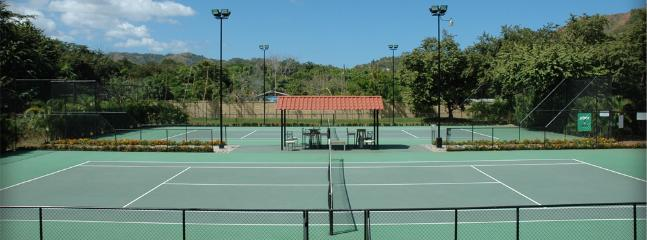 Lighted Tennis Courts, Club at Coco Bay