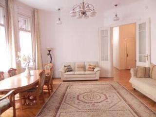 'Elegance in the Heart' apartment, large 3 bedroom, Budapest