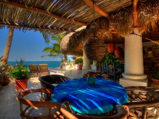 Stunning ocean all 3 sides near Sayulita,