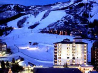 Sheraton Steamboat 2&3BR Ski-In, Ski-Out Top Fl.: 12/30/17 to1/6/18: NewYrs.Week