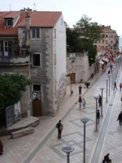 View on Marmontova street