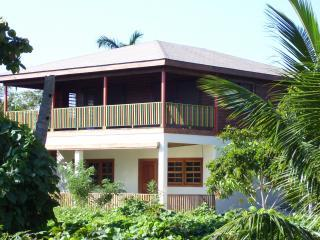 The Flamboyant Tree Apartments, Placencia