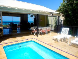Beachhaven villa: Private pool, Ocean views, Wifi, Stanger