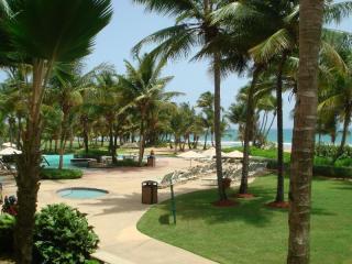 Private Beachfront Villa at Wyndham Rio Mar Resort