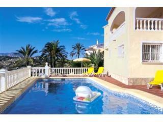 Villa Tranquilo Moraira, pool, air-con, great view