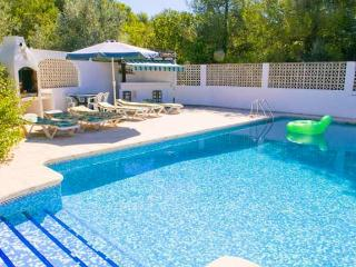 Villa Luis, Jávea, 5 bed, 2 bath, pool, Wi-Fi