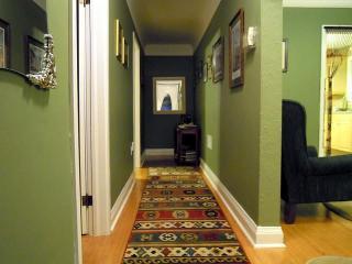 Main Floor Suite - Hallway