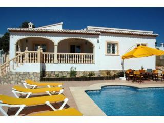 Villa Sonata Jávea, air-con, pretty garden & pool