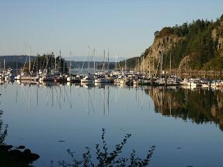 Marina View on Orcas Island, Deer Harbor