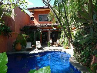 Private luxury villa- across from beach, private pool, tropical landscaping, Tamarindo