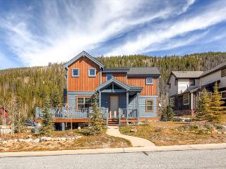 Rachel Lane Home Hot Tub Breckenridge Colorado House Rental