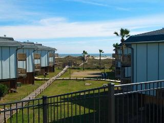 2 Bedroom 2 Bath condo with incredible Gulf Views, Port Aransas