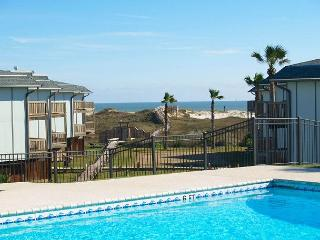 2 bedroom 2 bath condo located in Beachhead Condos on the Gulf of Mexico