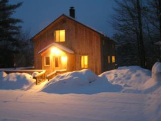 Beautiful Cabin Sleeps 10 Near Ragged Mountain