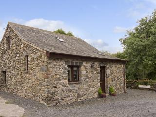 WOODSIDE BARN, family friendly, luxury holiday cottage, with a garden in Pennington Near Ulverston, Ref 3735