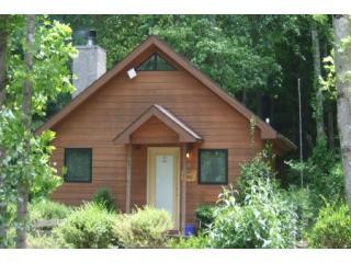 Larry's Lodge, Asheville Cabins of Willow Winds
