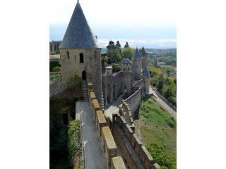 Don\'t miss touring Europe's largest restored medieval citadel