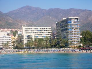 Skol Apartments, Marbella - beachfront location