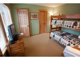 Third Bedroom - Bunk Beds with 1/2 Bath, Sony Flat Screen TV, XBOX, DVD