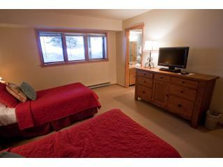 Fourth Bedroom - Twins with Full Bath, Sony Flat Screen TV, and DVD