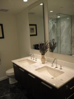 His & Her Sinks