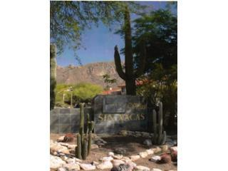 The Cactus Villa at Rancho Sin Vacas, Catalinas, Tucson