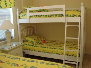 'Seahorse' bedroom sleeps four