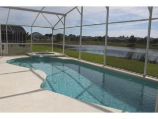 3 bed villa private pool and spa close to Disney