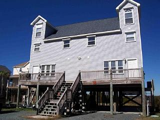 Sounds Like Fun - Fall Savings!! Scenic Water View, Convenient Beach Access, Tranquil Area, North Topsail Beach