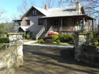 Historic Home in Heart of Eureka Springs Sleeps 14 +6 bathrooms!