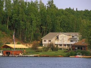 Lakefront McKinley View Home-Elegant, Big Lake