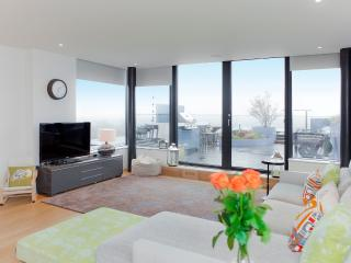 The Panoramic Penthouse at the Quartermile - The Edinburgh Address