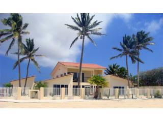 Oceanfront, Going Fast!  Luxury Malmok 5 Bedroom 6 Bath Villa, Malmok Beach