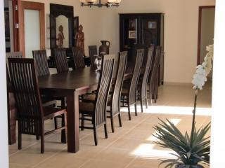 ArubaHouse Oceanview Dining Room