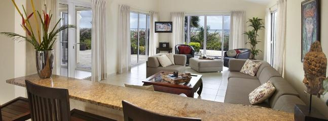 ArubaHouse Oceanview Living Room