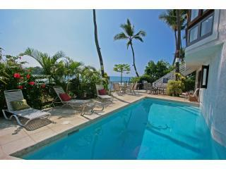 Absolute Oceanfront - Private Kona Resort Home