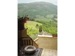 Luxury self catering apartments, Tuscany border