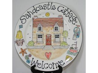 A warm welcome at Sandcastle Cottage for short breaks or weekly rentals