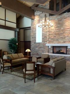 Grand Lodge lobby