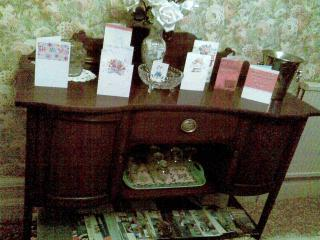 We have been delighted to receive many cards and letters from happy visitors
